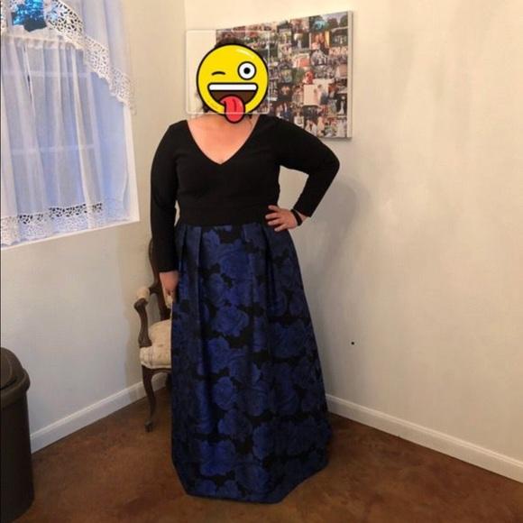 Xscape Dresses Plus Size Gown Poshmark